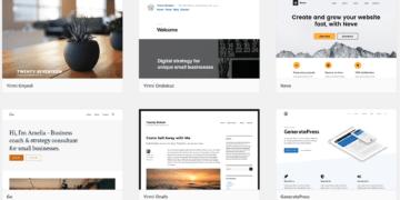En İyi Ücretsiz WordPress Temaları