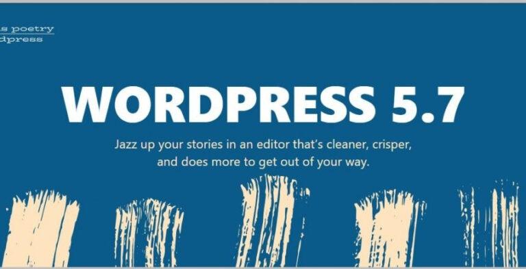 WordPress 5.7 Esperanza